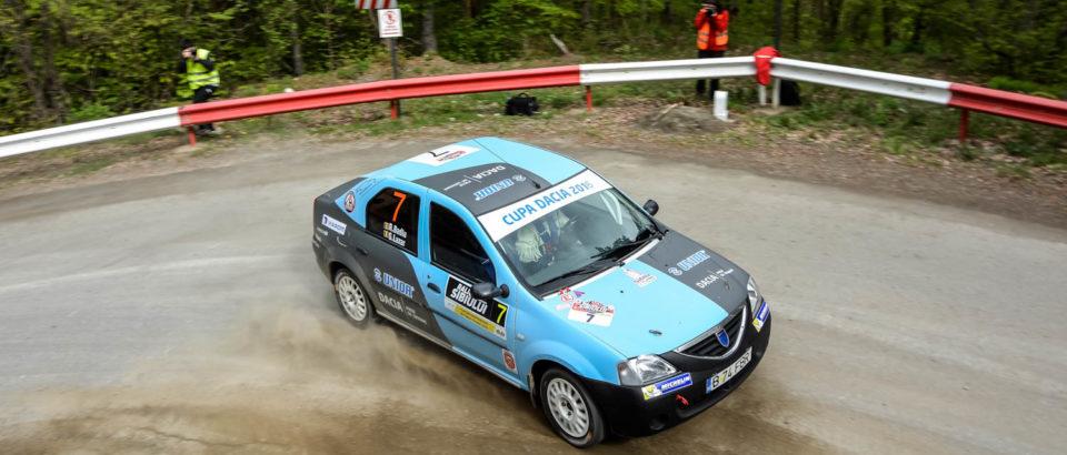 Echipajele Cupei Dacia, pregătite de Transilvania Rally