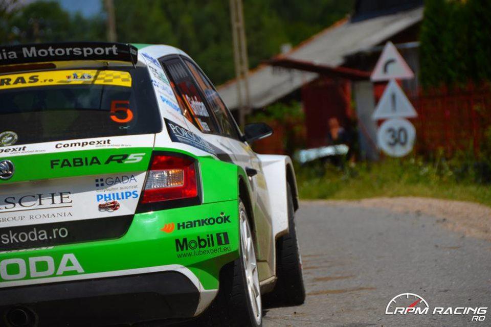 Simone castiga Cotnari Rally – Iasi 2016 si devine din nou Campion National