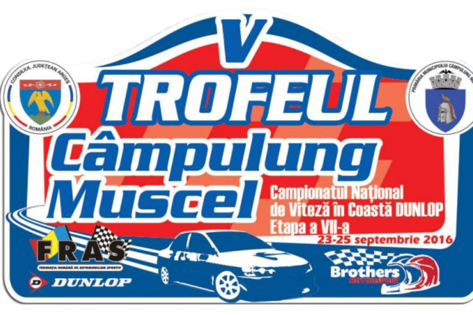 Start la Trofeul Campulung Muscel – Timpi LIVE