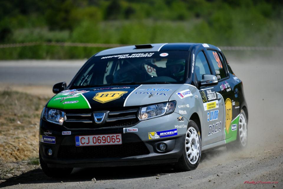 Cupa DACIA 2017 invită la descoperirea farmecului raliului românesc