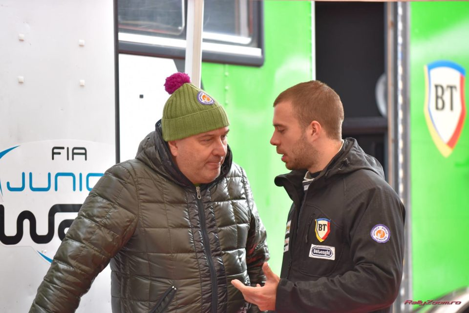 """Marco Tempestini: """"Vom încerca titlul în WRC2 în 2018"""""""