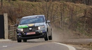 Cupa Dacia 2016 Tess Rally Norbert Maior