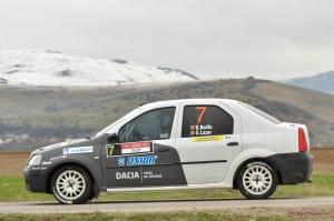 Cupa Dacia 2016 Tess Rally Raul Badiu